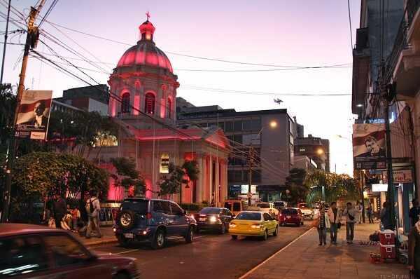 Получение визы в Парагвай