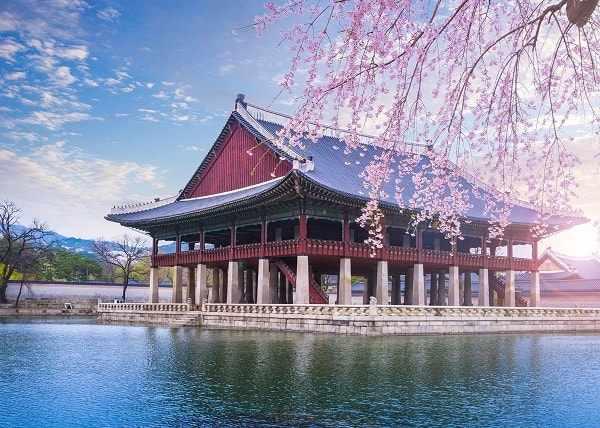 Дом в Южной Корее