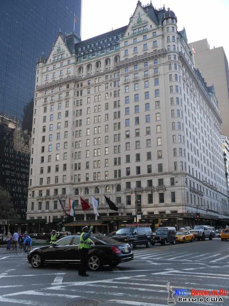 41. Магазин Apple Store в Нью-Йорке, на 5th Avenue - NYC-Brooklyn