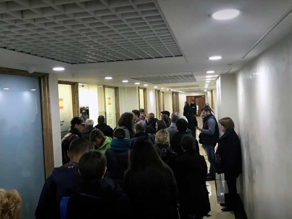 Визовый центр Испании в Санкт-Петербурге
