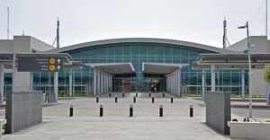 Международный аэропорт в городе Ларнака