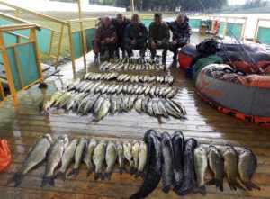 рыбалка в Астрахани, отдых на Каспийском море