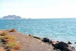Пляжный отдых на Каспийском море