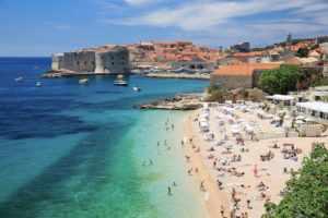 отдых на море в Хорватии в сентябре