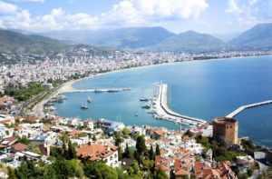 Анталия - самый популярный курорт в Турции.