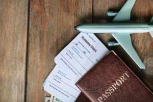 Документы в самолет