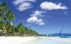 Филиппины, White Beach, Боракай.