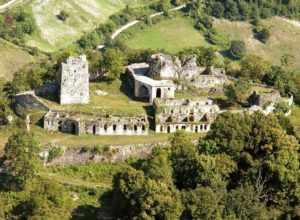 Анакопийская крепость, Новый Афон, Абхазия
