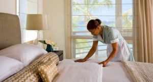 Клининговые услуги в гостиницах Испании