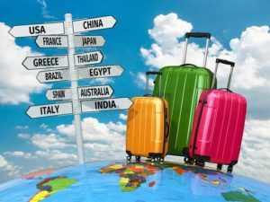 страны и города для путешествий
