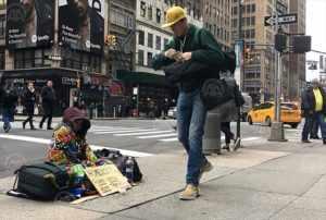 Бедность в Америке