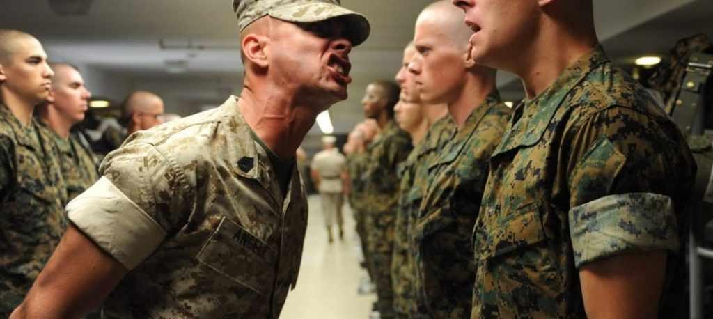 Есть ли понятие дедовщина в армии США