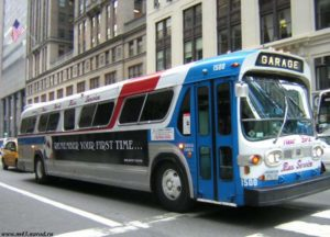 Автобус в США