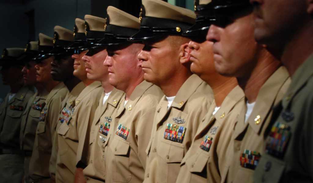 Социальные льготы для военных в США