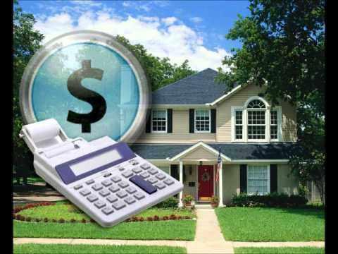 Расчёт стоимости содержания дома