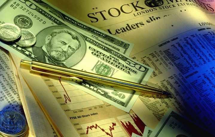 Доллары и график