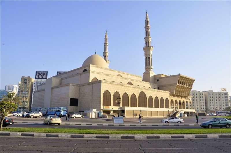 Мечеть в Лос-Анджелесе
