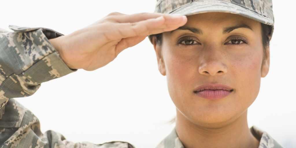 Женщины-военнослужащие в США