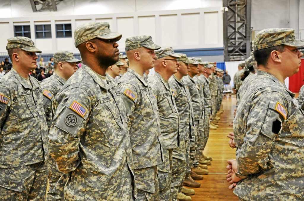 Особенности службы в Национальной гвардии США