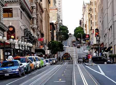Сан-Франциско США