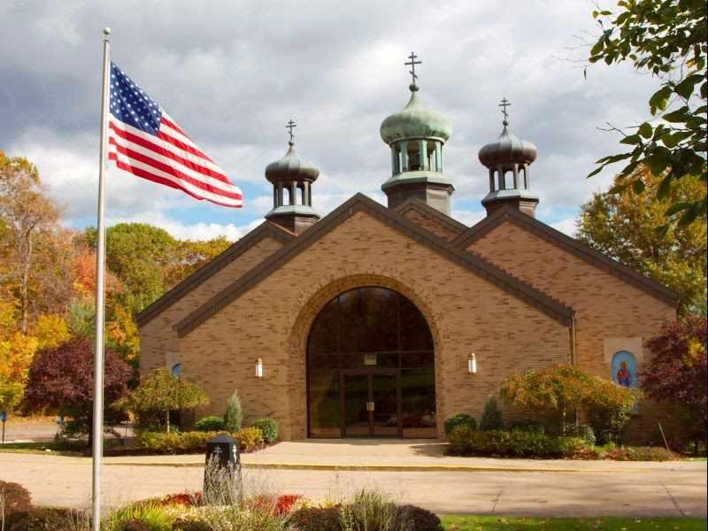 Церковь в США